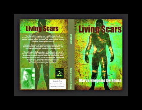 Living Scars Book Cover