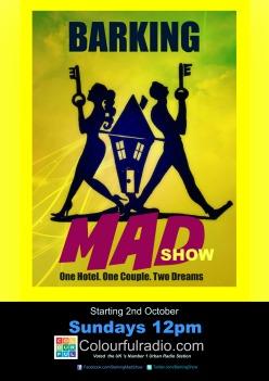 Barking Mad Show Ad