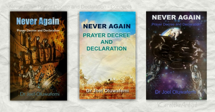never-again-prayer-decree-and-declaration-concepts