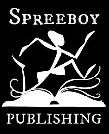Spreeboy Publishing Logo in black and white
