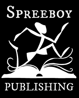 Spreeboy Publishing Logo in black and white