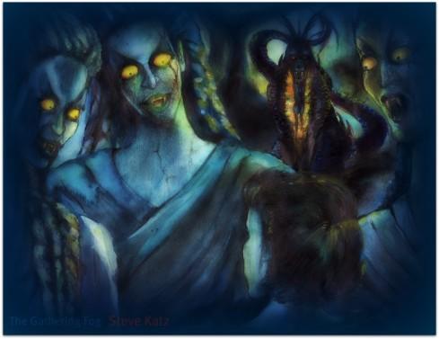 The Gathering Fog - Vampires