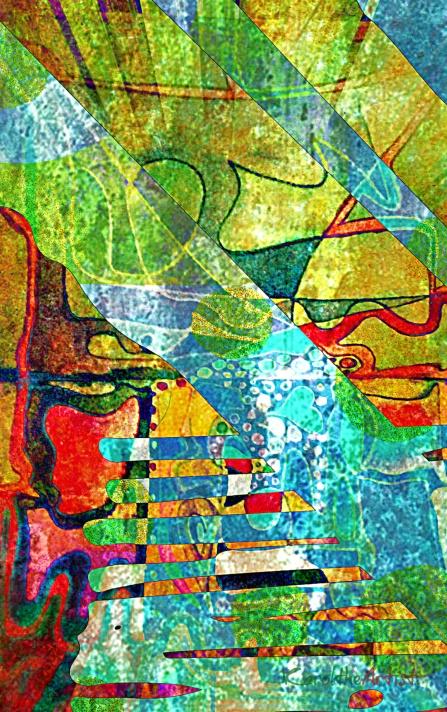 Watercolour and Digital